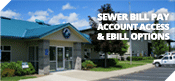 Sewer Bill Pay, Account Access, & eBill Options